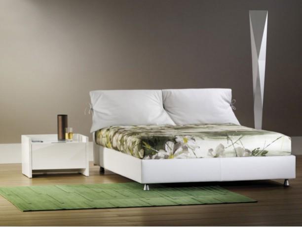 Testiere letto gommapiuma italia for Testiere letto a cuscino